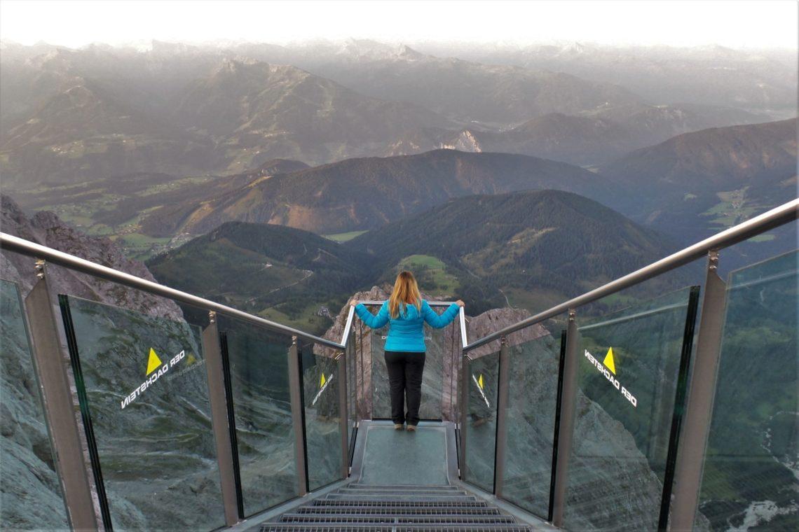 Tag am Dachstein Gletscher