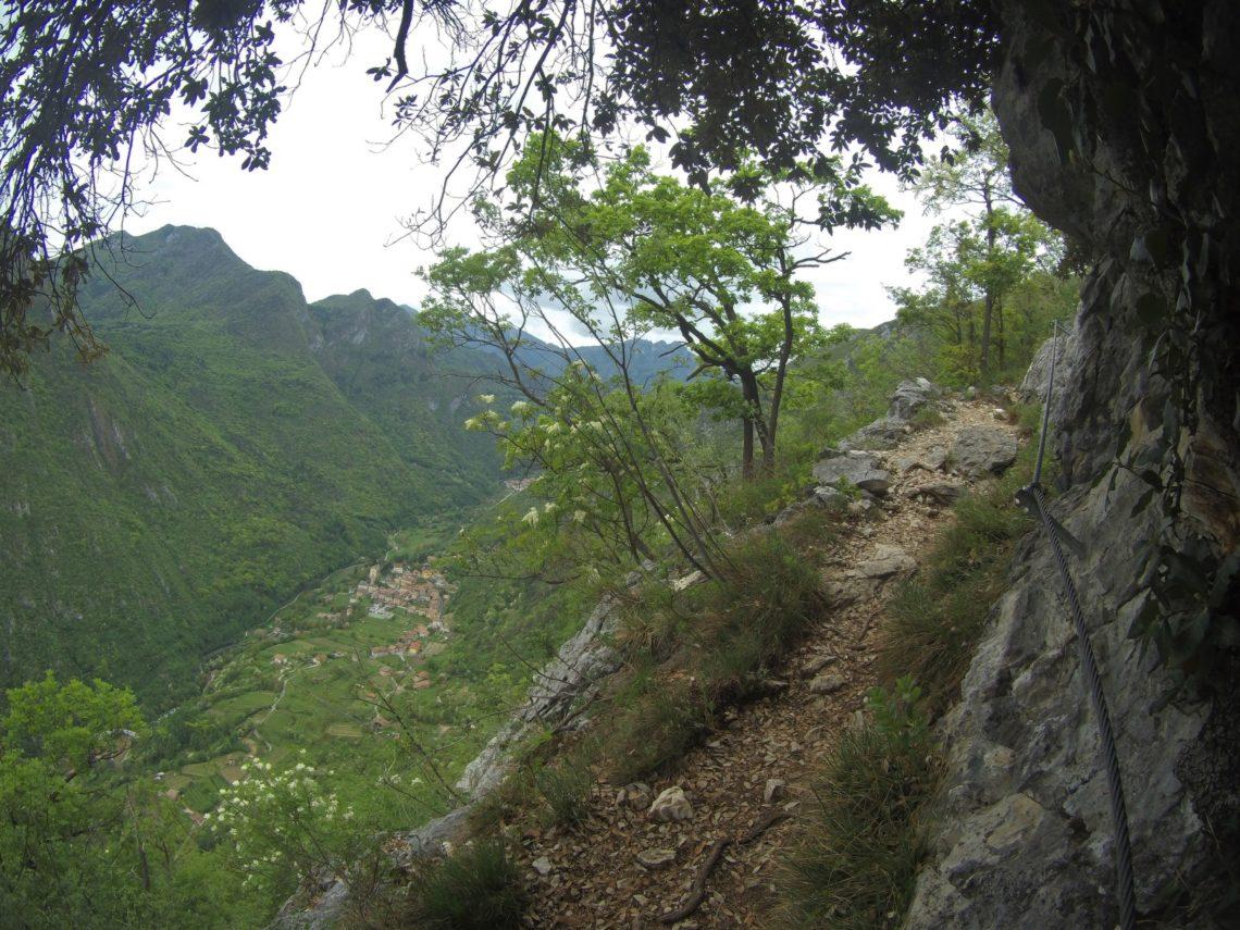 Klettersteig Cima Rocca