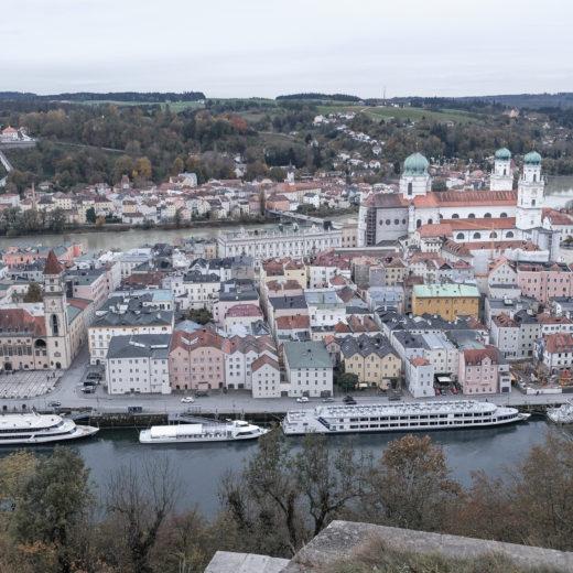 Spaziergang Passau