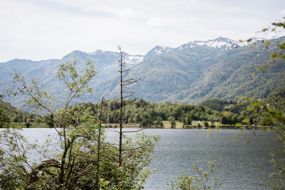Bohinj Lake Triglav