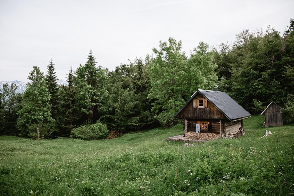 Urlaub in Slowenien in den Bergen des Triglav Nationalparks