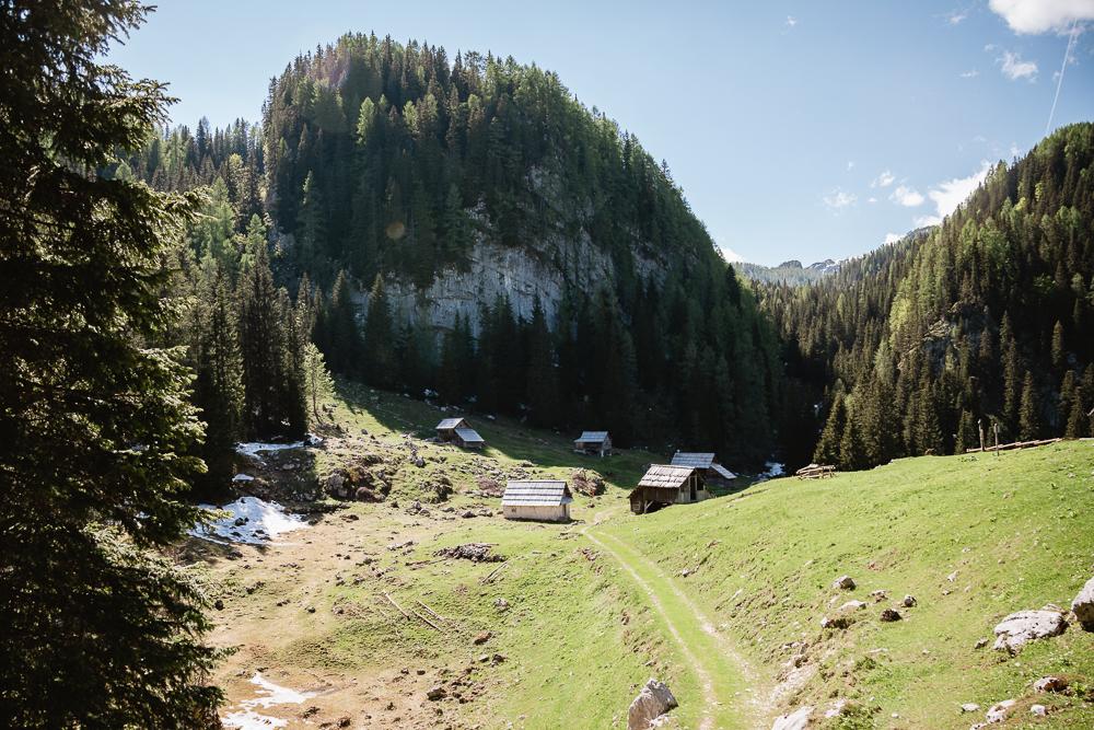 Wanderung Planina pri Jezeru