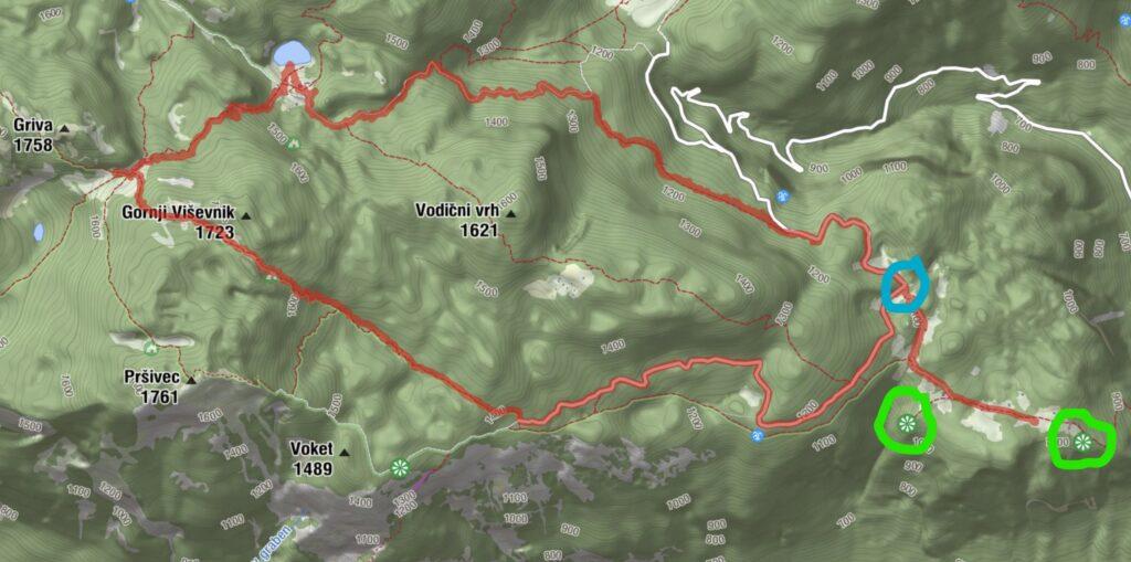Aussichtspunkte Vogar